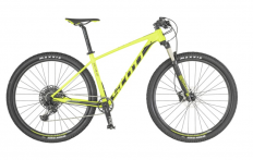 "Dviratis 29""  Scale 980 yellow/black"