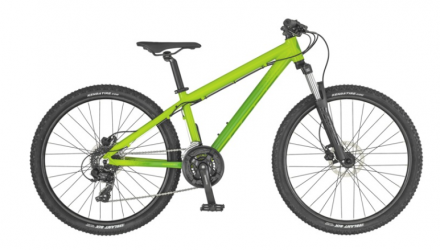 "Dviratis 26"" Scott Roxter 610 Disc green"