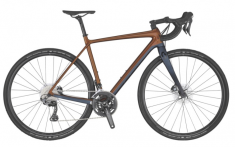 "Dviratis 28"" Scott  Addict Gravel 20 rudas"