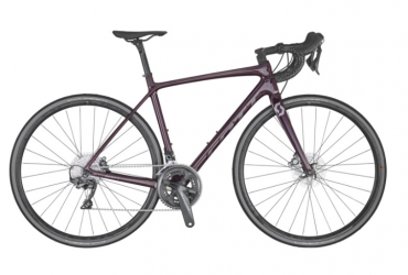 "Dviratis 28"" Scott Contessa Addict 15 disc bordo"