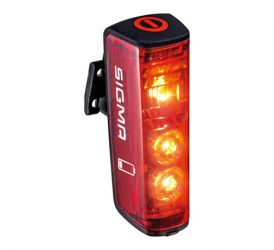 Galinis žibintas Sigma Blaze wirh brake light