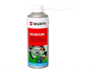 Sausas tepalas HHS 400ml WURTH