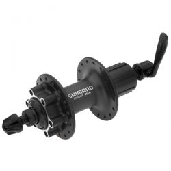 Stebulė Shimano 8/9/10s 135/32 Black FH-M475 For Disc Brake