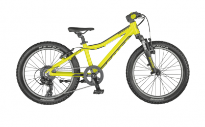 "Dviratis 20"" Scott Scale yellow (KH)"