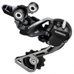 Galinis permetėjas Shimano Deore shadow plus 10g. M615 GS