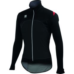 Švarkelis Sportful Fiandre Light Jacket Ws juoda