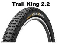 Padanga Continental TRAIL KING 55-622 / 29 x 2.2