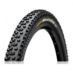 Padanga Continental King II Tire 29x2.2 Black/Black Wire