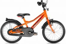 "Dviratis 16"" PUKY ZLX 16-1 Alu racing orange"