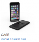 Dėklas Quad Lock Case - iPhone 6 Plus