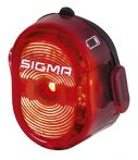 Galinis žibintas Sigma Nugget II flash rear light int