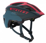 Šalmas Scott Spunto Junior dark blue/pink RC