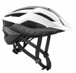 Šalmas Scott ARX MTB white/black