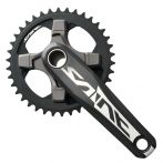 Švaistikliai Shimano 10-speed Black FC-M825 No CR 170mm Saint